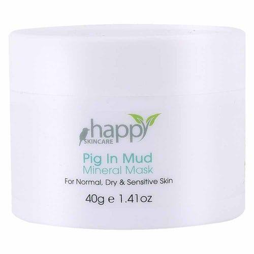 Happy Skincare Mineral Mask - Normal & Dry (40g)
