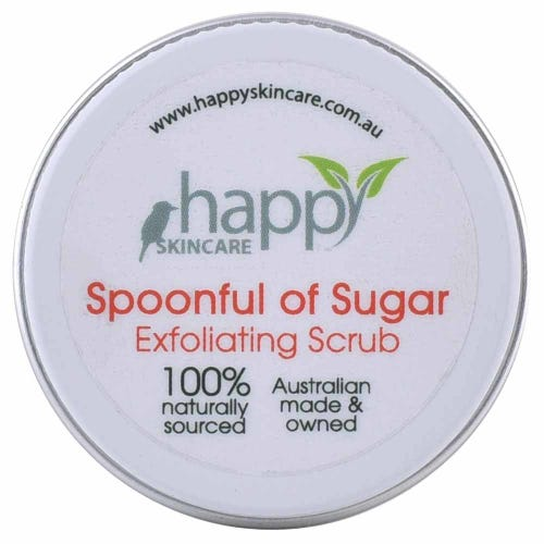 Happy Skincare Exfoliating Scrub (20g)