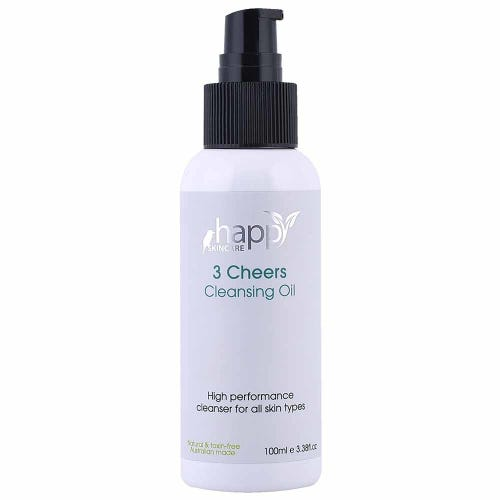 Happy Skincare Cleansing Oil (100ml)