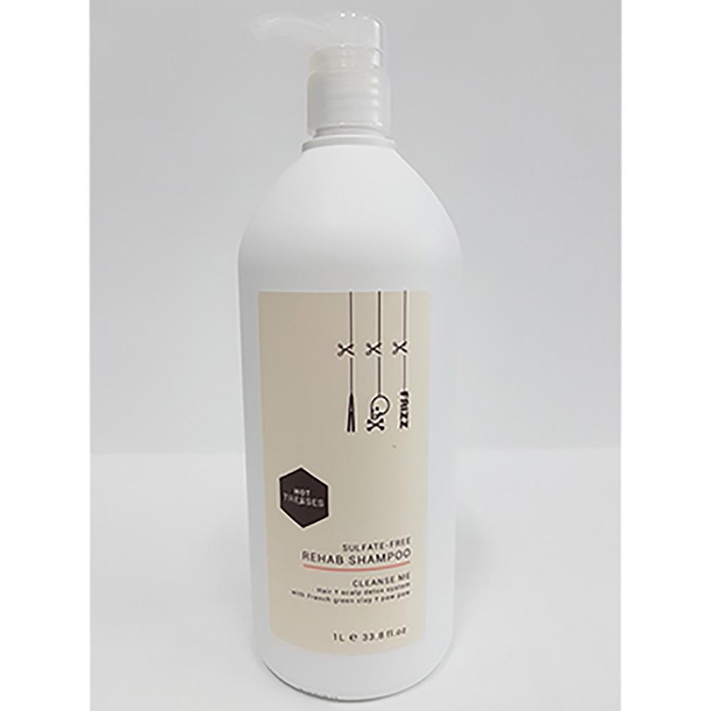 Hot Tresses Rehab Shampoo (1 litre)
