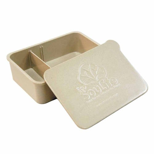 EcoSouLife Rice Husk Travel Box