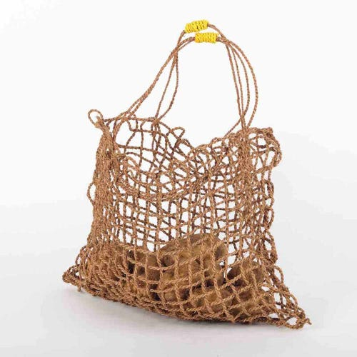 Araliya Community String Bag Coconut