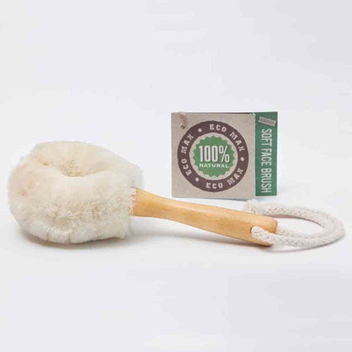 Eco Max Jute Princess Face Brush Soft