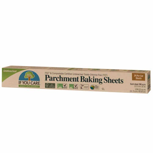 If You Care Parchment Baking Paper Sheets - 24