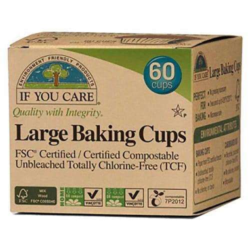 If You Care Large Baking Cups - 60