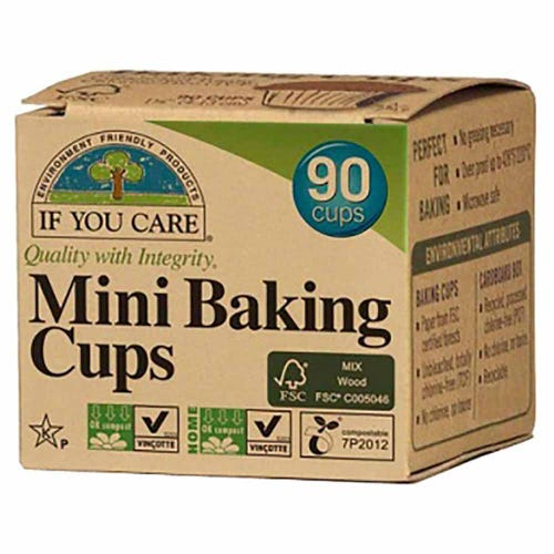 If You Care Mini Baking Cups - 90