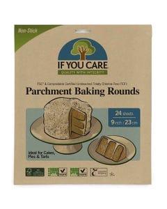 If You Care Parchment Baking Paper Rounds (24 Sheets) | Flora & Fauna Australia
