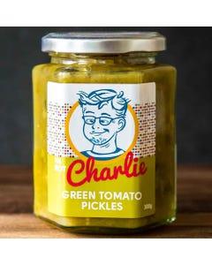 I'm Not Charlie Green Tomato Pickles (300g) | Flora & Fauna Australia