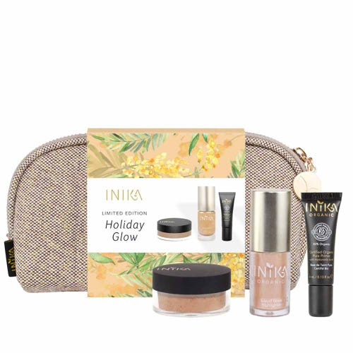 Inika Holiday Glow Gift Set