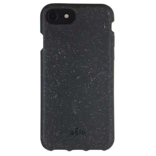 Pela Phone Case iPhone 6/6s/7/8 - Black Hemp