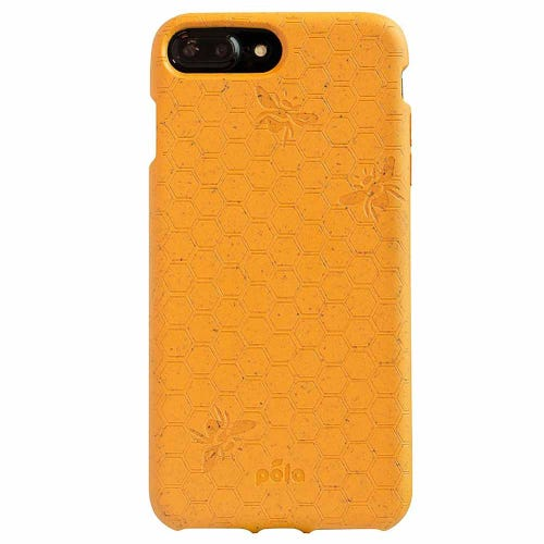 Pela Phone Case iPhone 6+/6s+/7+/8+ - Bee Edition