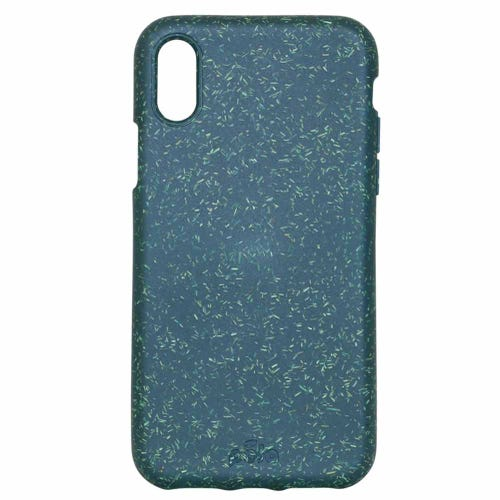 Pela Phone Case iPhone X - Green