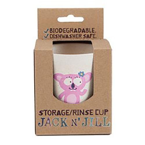 Jack N' Jill Biodegradable Storage Rinse Cup Koala