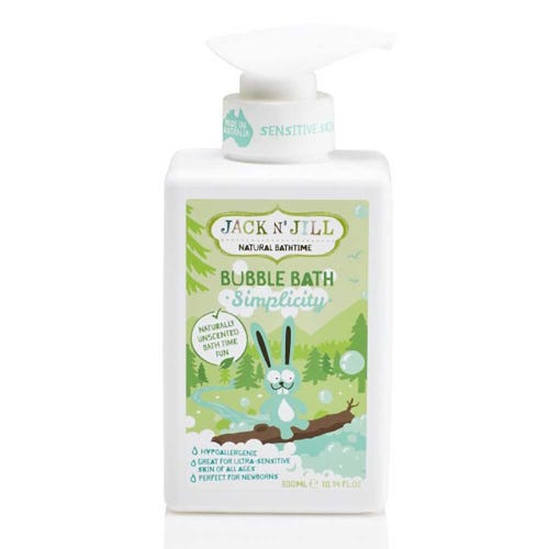Jack N' Jill Kids Bubble Bath Simplicity (300ml)