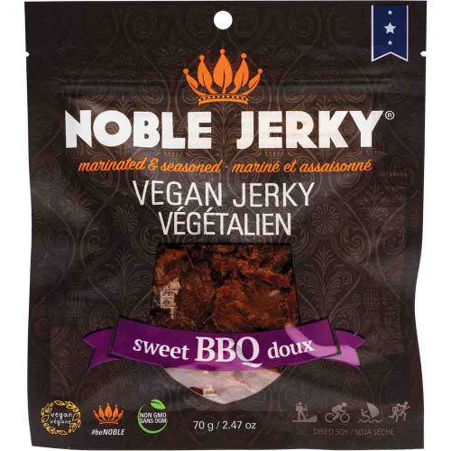 Noble Jerky Sweet BBQ (70g)