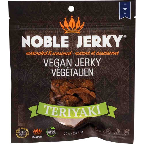Noble Jerky Teriyaki (70g)