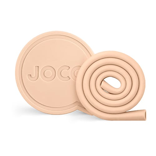 "Joco Roll Straw 10"" - Amberlight"