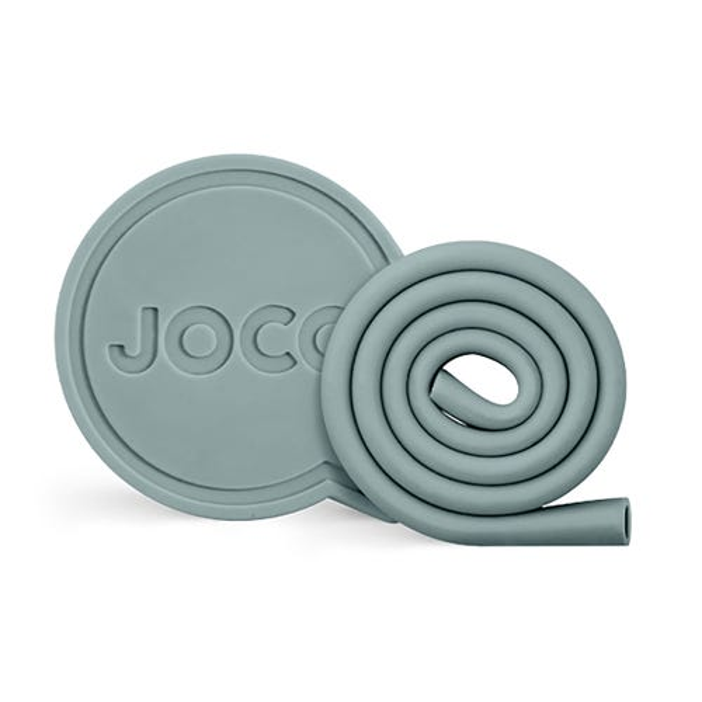 """Joco Roll Straw 10"""" - Bluestone"""