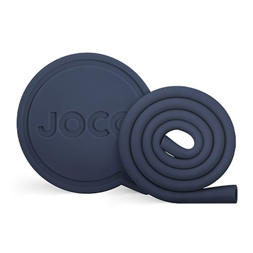 "Joco Roll Straw 10"" - Mood Indigo"