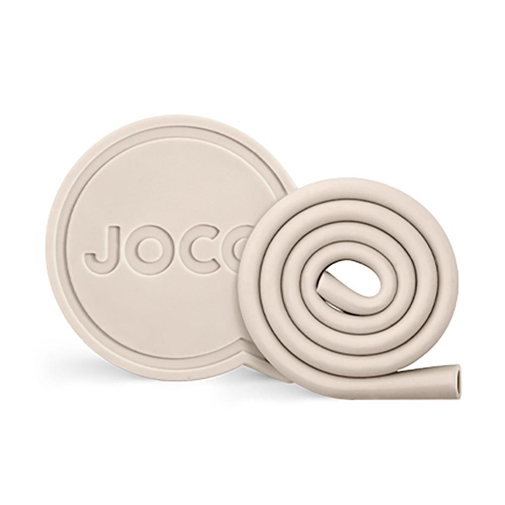 "Joco Roll Straw 10"" - Sandstone"