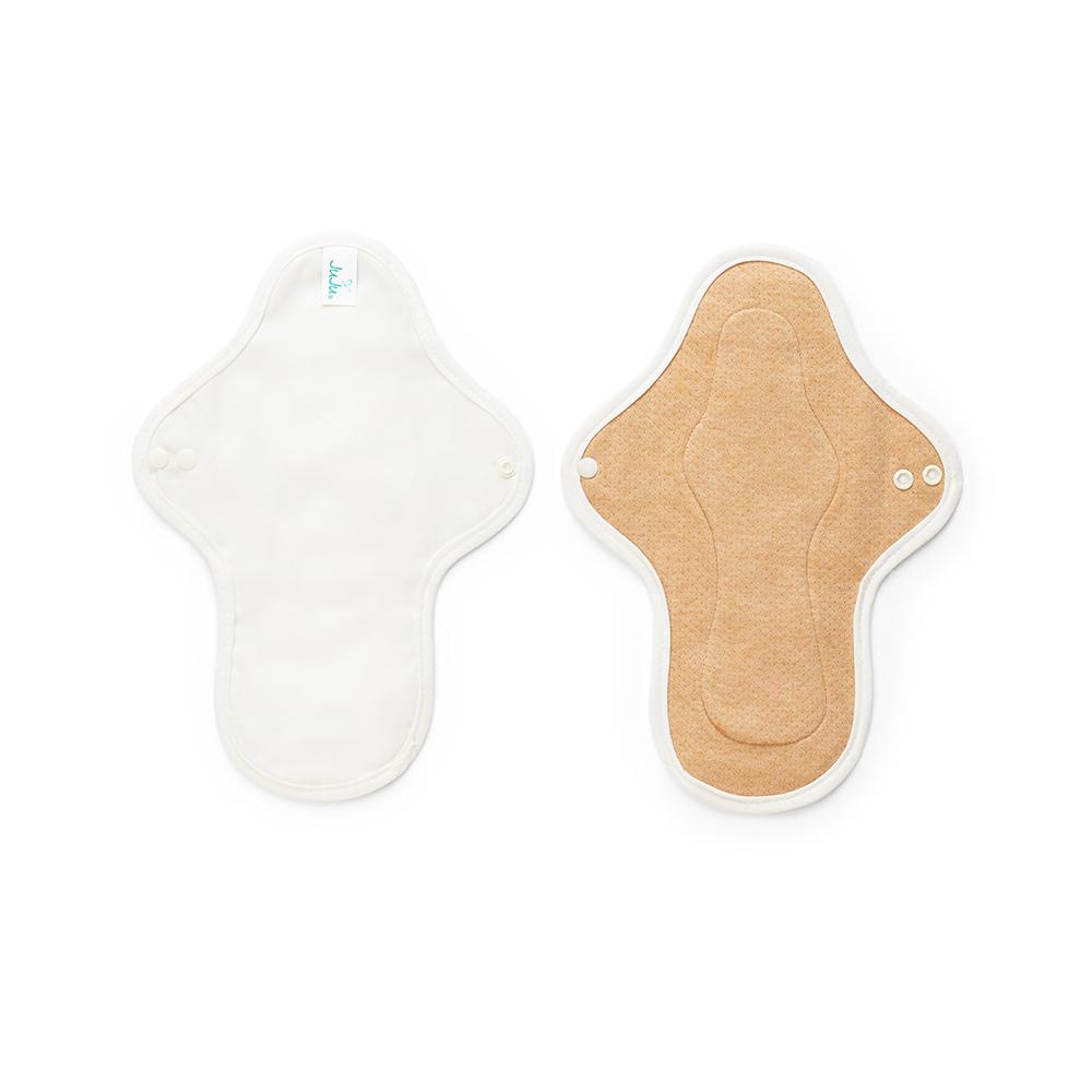JuJu Reusable Organic Cloth Pad - Regular
