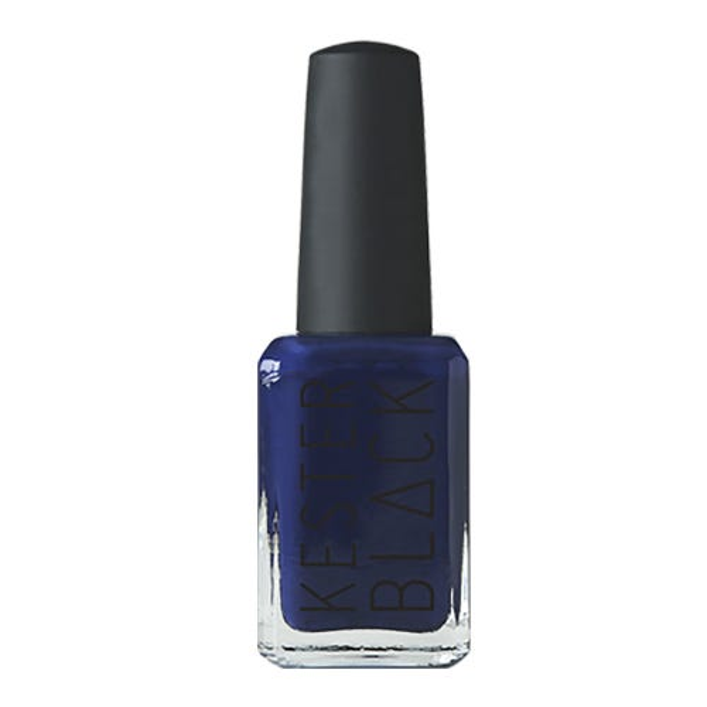 Kester Black Bleu Nail Polish (15ml)