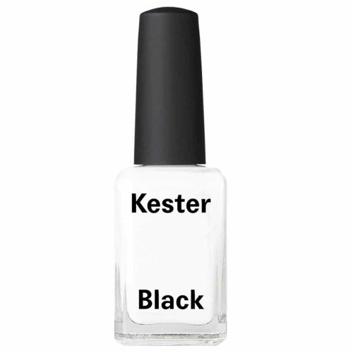 Kester Black French White Nail Polish (15ml)