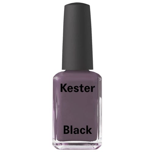 Kester Black Nightshade Nail Polish (15ml)