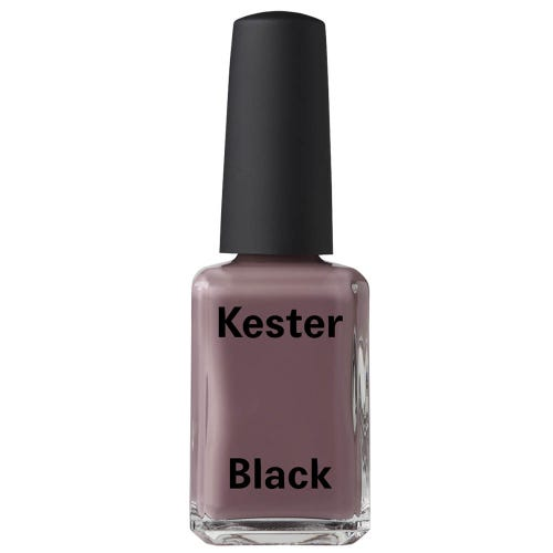 Kester Black Quartz Nail Polish (15ml)