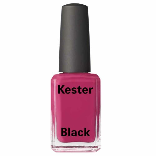 Kester Black Raspberry Nail Polish (15ml)