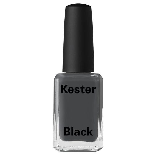 Kester Black Soot Nail Polish (15ml)