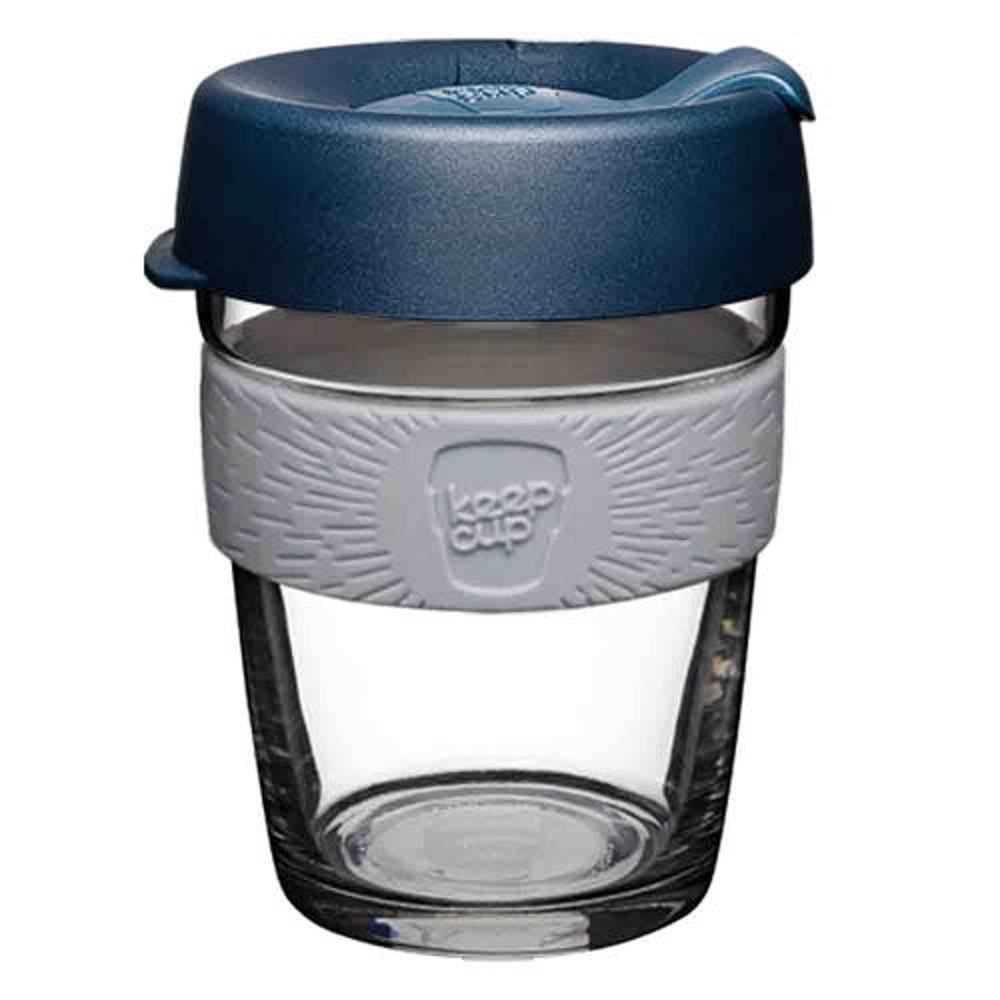 KeepCup Glass Coffee Cup - Andean (12oz)