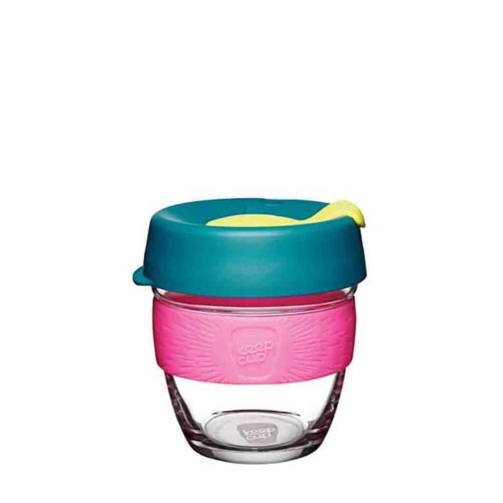 KeepCup Glass Coffee Cup - Atom (8oz)