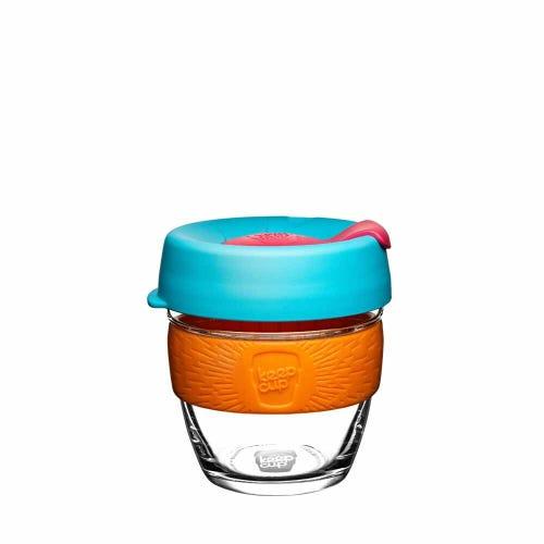 KeepCup Glass Coffee Cup - Cloudburst (8oz)