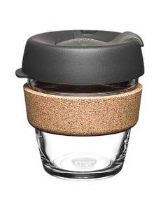 KeepCup Glass Coffee Cup with Cork - Nitro (6oz)