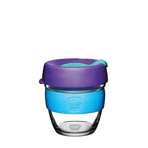KeepCup Glass Coffee Cup - Tidal (8oz)
