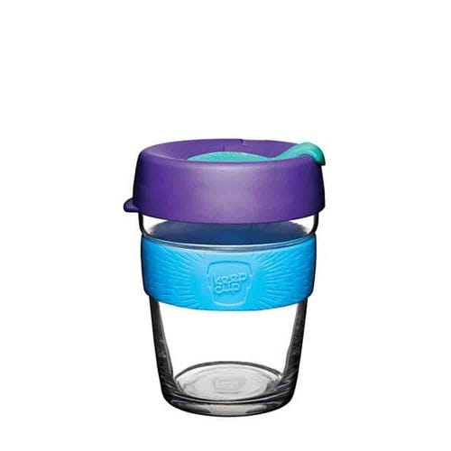 KeepCup Glass Coffee Cup - Tidal (12oz)