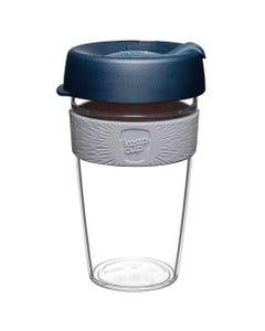 KeepCup Original Clear Coffee Cup Andean (16oz)