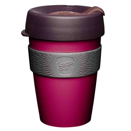 KeepCup Original Coffee Cup Mulberry (12oz)