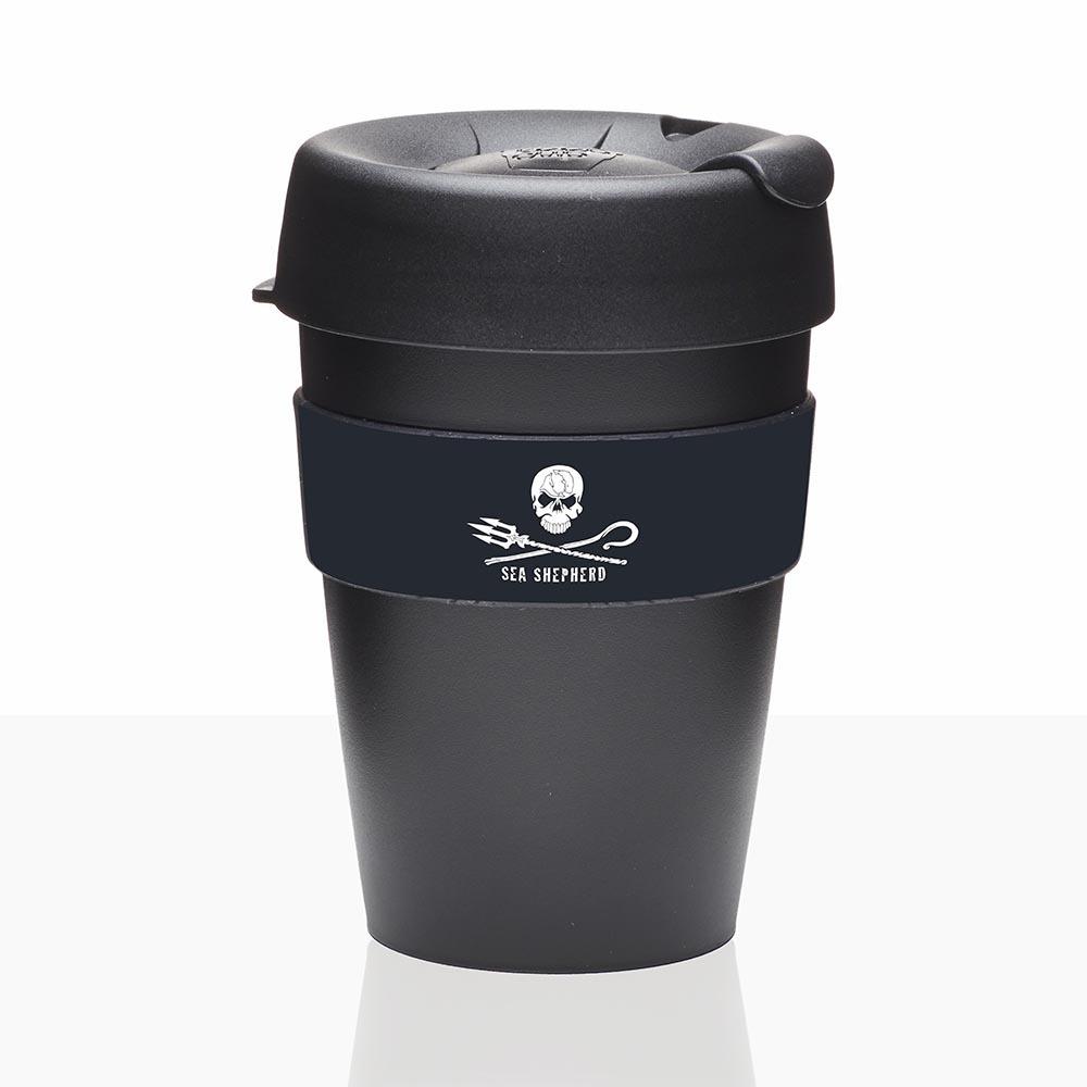 KeepCup Sea Shepherd Original Coffee Cup (12oz)