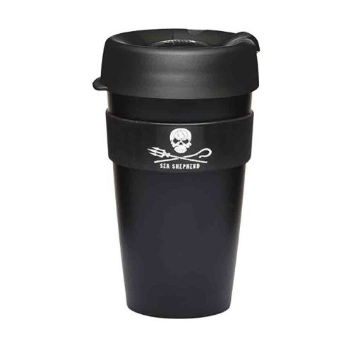 KeepCup Sea Shepherd Original Coffee Cup (16oz)