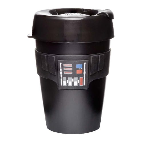 KeepCup Star Wars Coffee Cup Darth Vader (12oz)