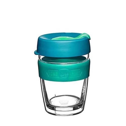 KeepCup LongPlay Glass Coffee Cup - Harvest (12oz)