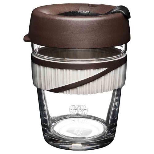KeepCup Star Wars Glass Coffee Cup Rey (12oz)