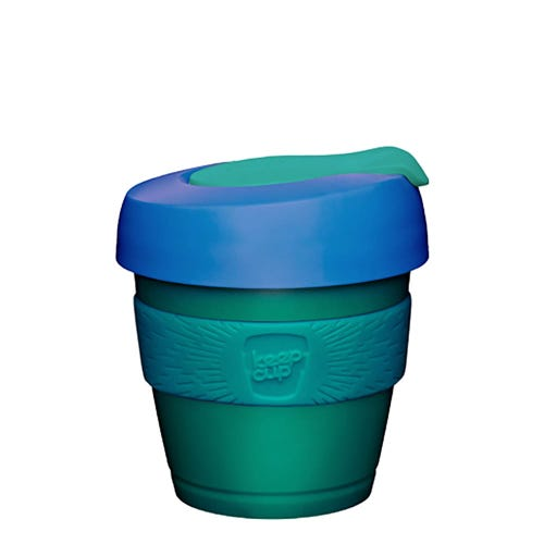KeepCup Original Mini Coffee Cup Agave (4oz)