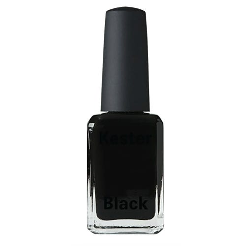 Kester Black Black Rose Nail Polish