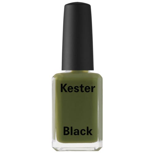 Kester Black Jungle Gymnast Nail Polish (14ml)