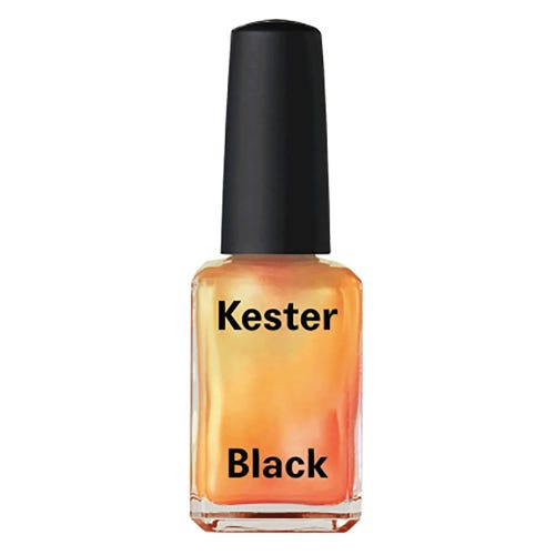 Kester Black Tangerine Dream Nail Polish