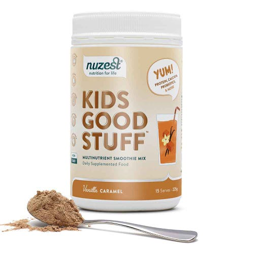 Nuzest Kids Good Stuff- Vanilla Caramel (225g)