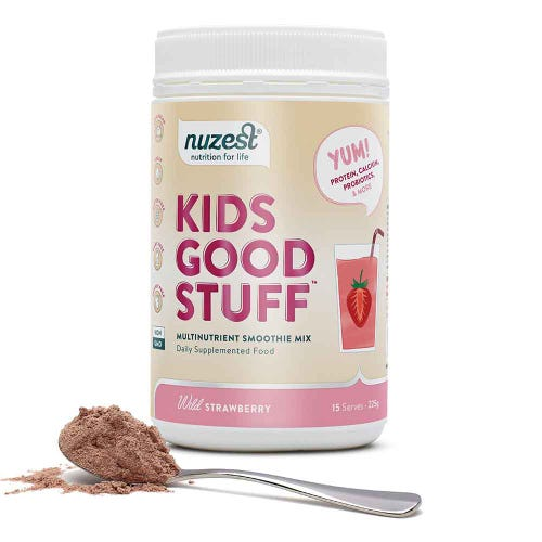 Nuzest Kids Good Stuff- Wild Strawberry (225g)